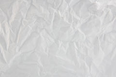 Wrinkled paper texture background Royalty Free Stock Photos
