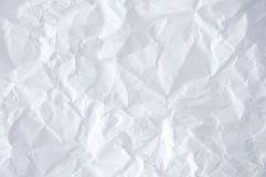 Wrinkled paper stock photos