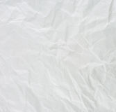 Wrinkled recycle paper texture. Royalty Free Stock Photo