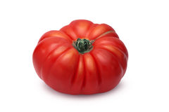 Wrinkled red tomato Royalty Free Stock Photos