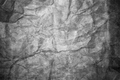 Wrinkled texture of soft colored paper Stock Photography