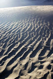 Wrinkles of desert Royalty Free Stock Photos