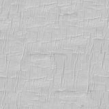 Wrinkly seamless tileable paper texture Stock Photography