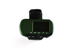 Wrist GPS unit Royalty Free Stock Photography