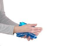 Wrist Injury Stock Photo