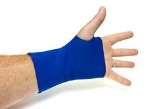 Wrist Support Stock Image