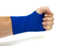 Wrist Support Stock Photo