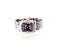 Wrist watch. Man's wrist watch with multi-year calendar Royalty Free Stock Photo