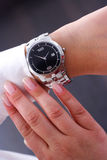 Wrist watch Royalty Free Stock Photos