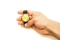 Wrist-watch Royalty Free Stock Photography
