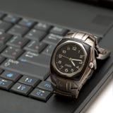 Wrist-watch Royalty Free Stock Photo