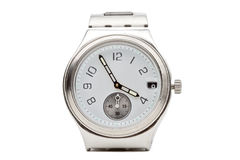 Wrist watch (clipping path included) Stock Images
