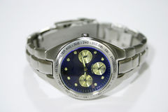 Wrist Watch Closeup Royalty Free Stock Image