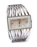 Wrist watch Royalty Free Stock Photos