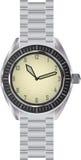 Wrist watch vector Stock Images