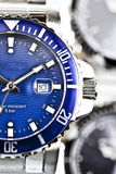 Wrist watches. Close up in a sunny day Royalty Free Stock Image