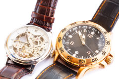 Wrist watches Stock Photography