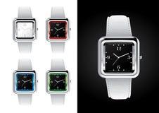Wrist Watches - Vector Illustration stock illustration