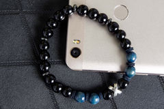 wristband Stock Foto