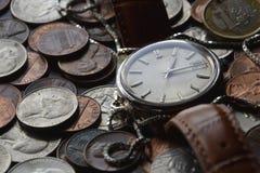 wristwatch stock foto