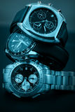 Wristwatch. Still life shot of wristwatch watches Stock Photos