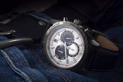 wristwatch Stock Afbeelding