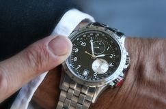 Wristwatch Royalty Free Stock Photography