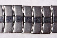 Wristwatch bracelet. Stock Photography