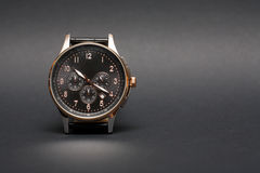 Wristwatch On Dark Stock Photography