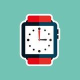 wristwatch elegant design Stock Photos