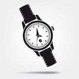 Wristwatch icon Stock Images