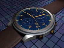 Wristwatch Stock Photography