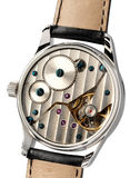 Wristwatch mechanism Stock Image
