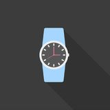 Wristwatch vector icon Stock Photo