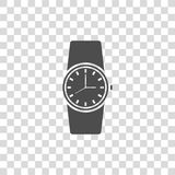 Wristwatch vector icon Stock Photography