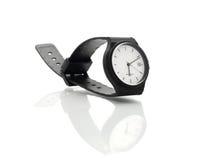 Wristwatch  on white Stock Photo