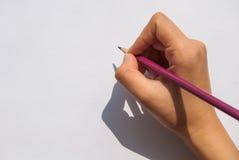 write stockbild