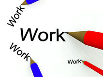 Free Write And Work 83 Stock Photos - 2446453