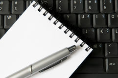 Write equipament  Stock Photography