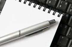 Write equipament Stock Photos