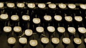 Write machine Royalty Free Stock Image