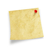 Write note on it! Stock Photo