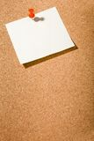 Write note on it! Royalty Free Stock Images
