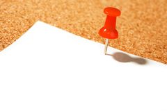 Write note on it! Stock Photography