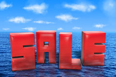 Write of sale Stock Image