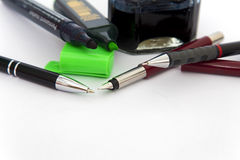 Write tools Royalty Free Stock Photo