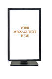 Write your text message here Royalty Free Stock Images