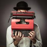 writer Fotos de archivo libres de regalías