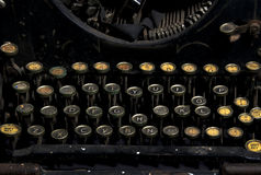 The Writer Stock Images