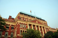 Writers' building. In Kolkata,India Royalty Free Stock Photography
